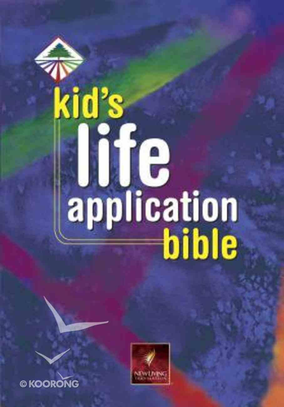 NLT Kid's Life Application Hardback