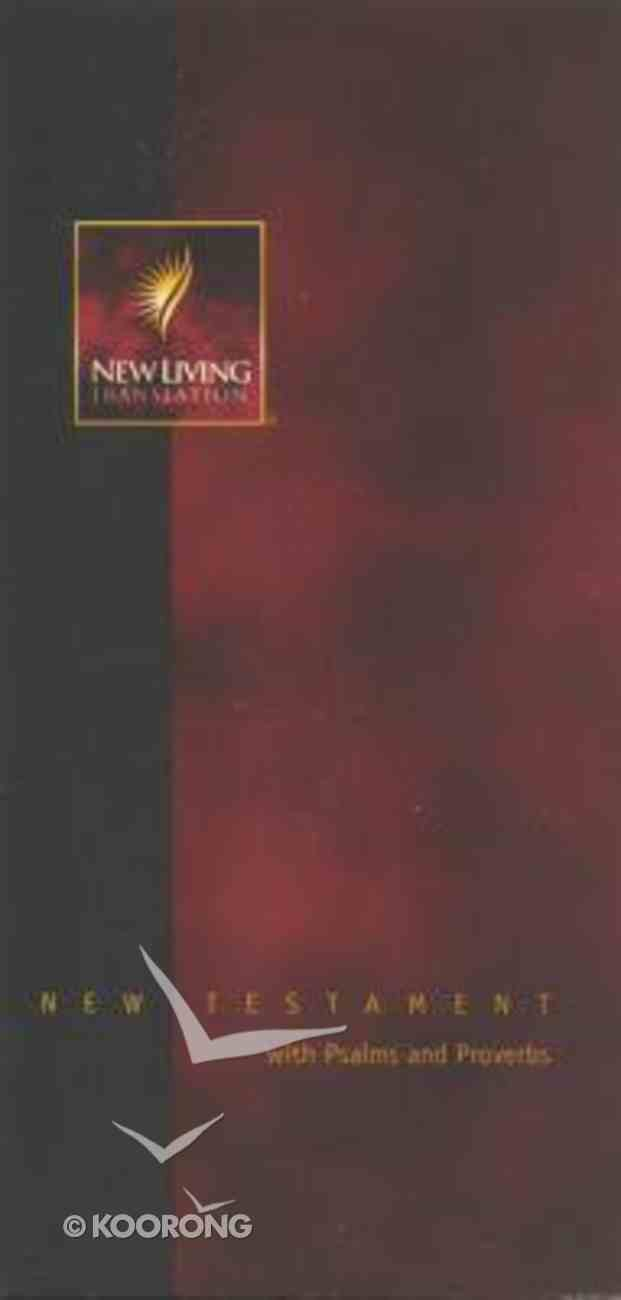 NLT Pocket Thinline New Testament With Psalms and Proverbs (Formerly Check Book New Testament) Paperback