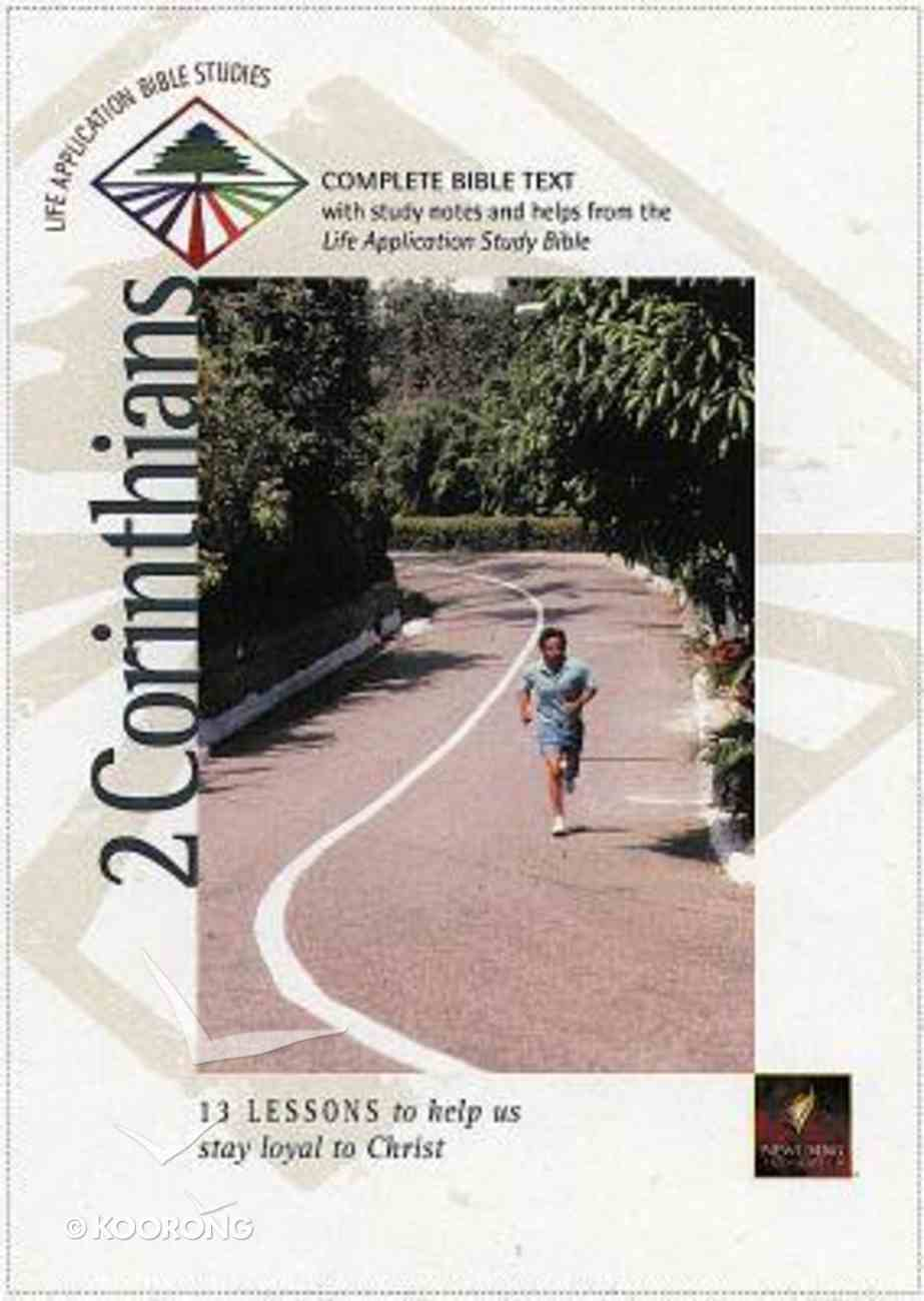 Labs NLT 2 Corinthians (Life Application Bible Study Series) Paperback