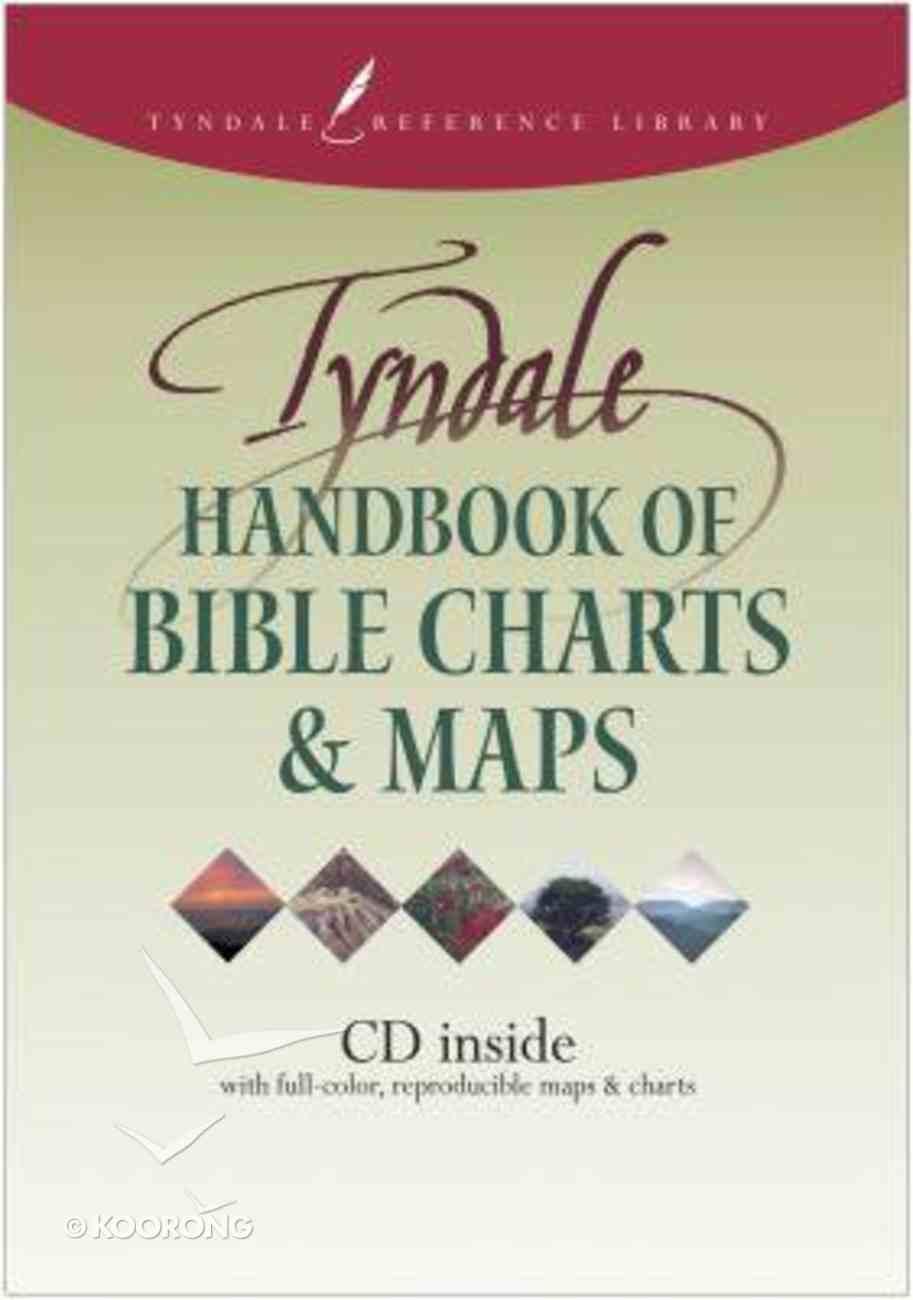Tyndale Handbook of Bible Charts & Maps Paperback