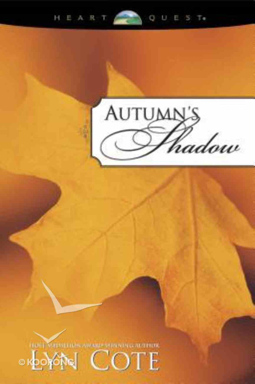 Autumn's Shadow (#02 in Northern Intrigue Series) Paperback