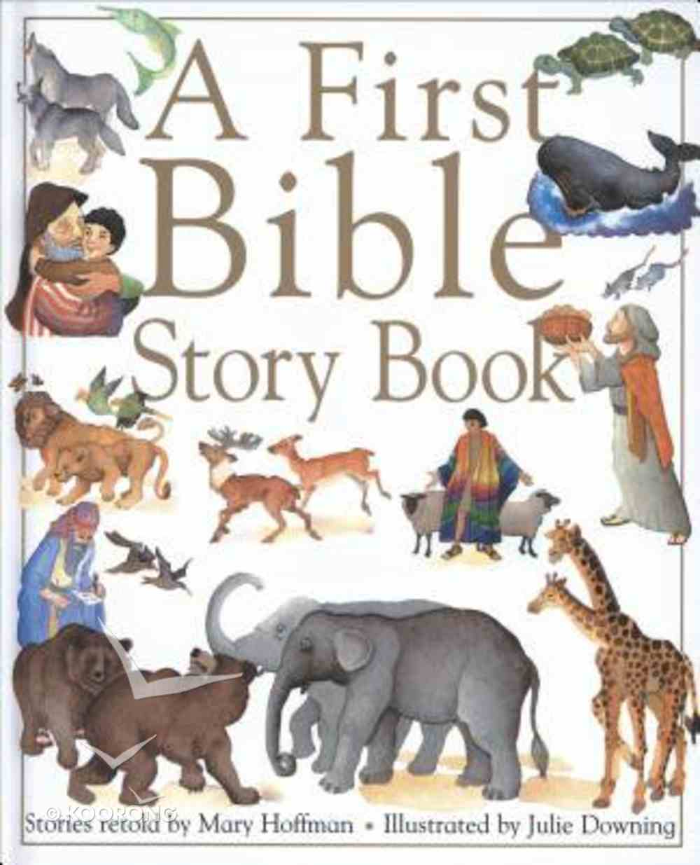 A First Bible Story Hardback