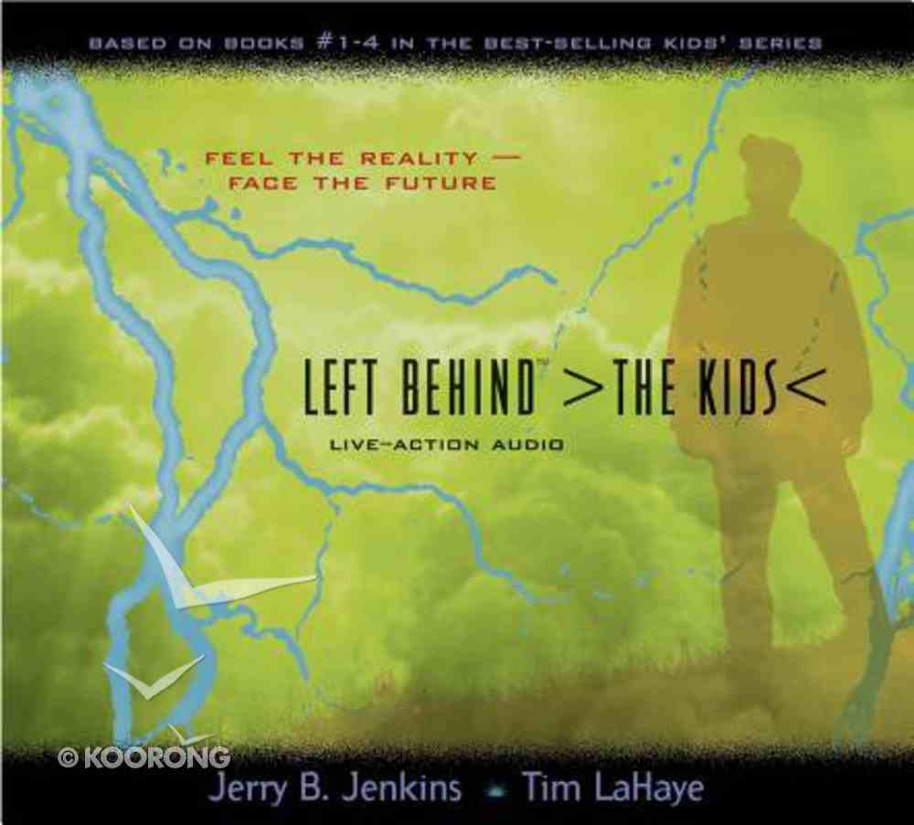 Live Action Audio #01 (#01 in Left Behind The Kids Audio Series) CD