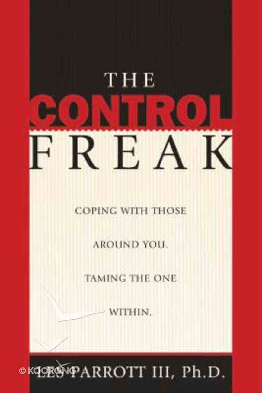 The Control Freak Paperback