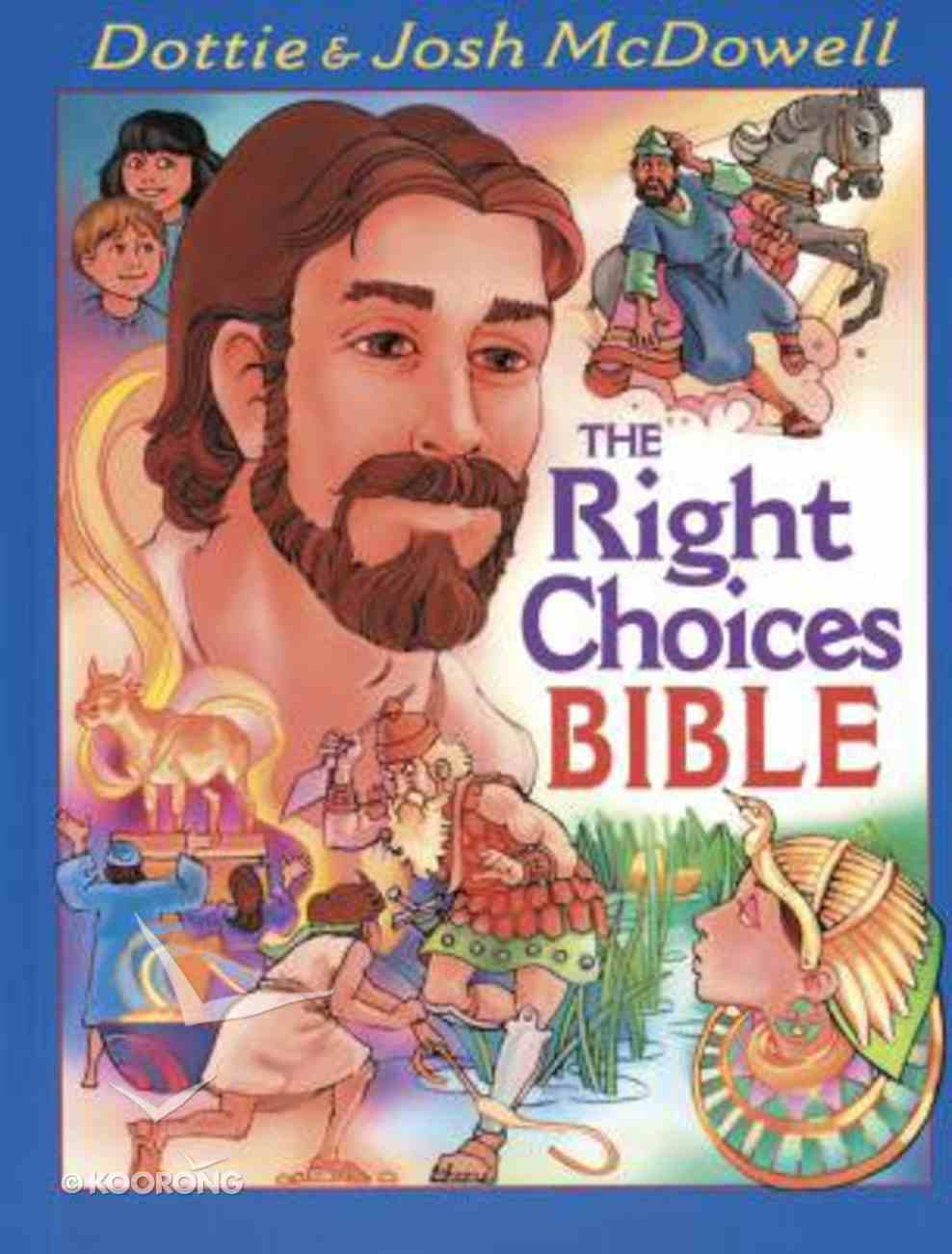 The Right Choices Bible Hardback