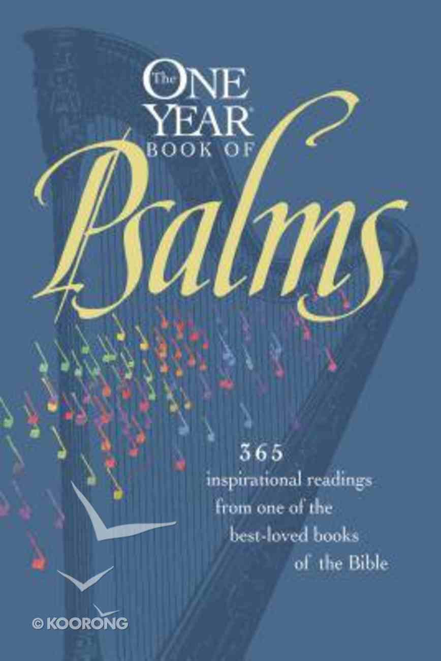 The One Year Book of Psalms Paperback