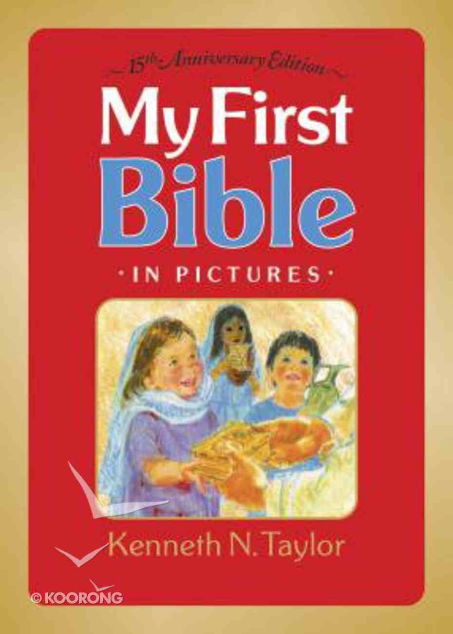 My First Bible in Pictures Hardback