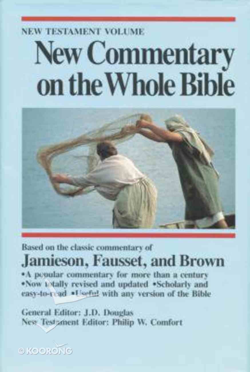 New Commentary on the Whole Bible (New Testament Volume) Hardback