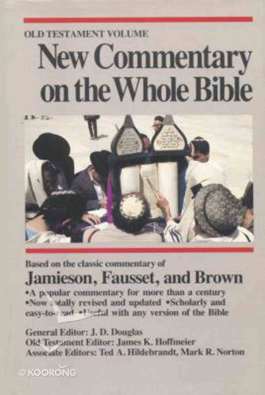 New Commentary on the Whole Bible (Ot Vol) Hardback