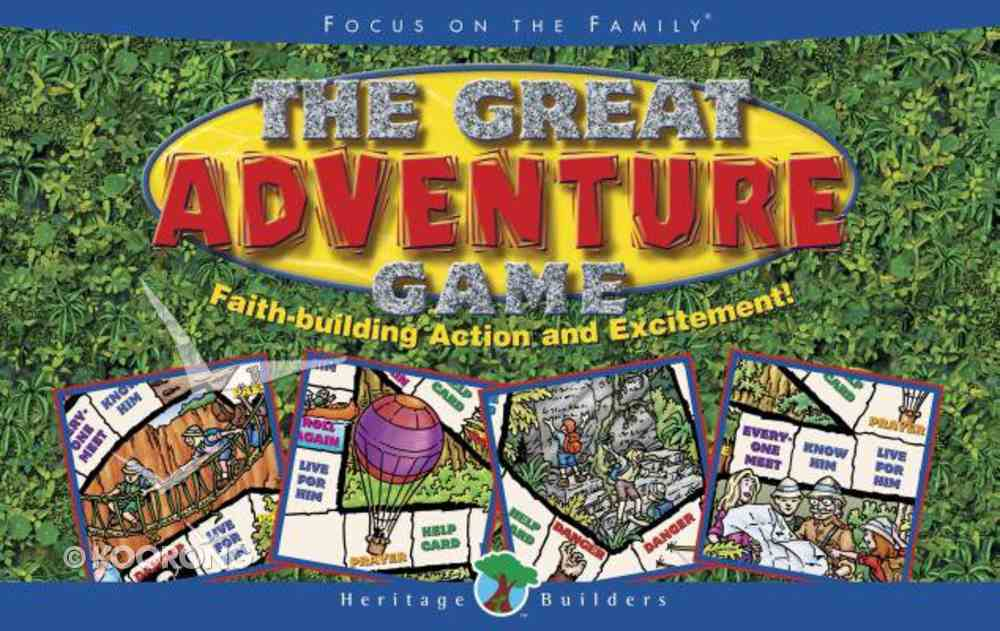 The Great Adventure Game Game