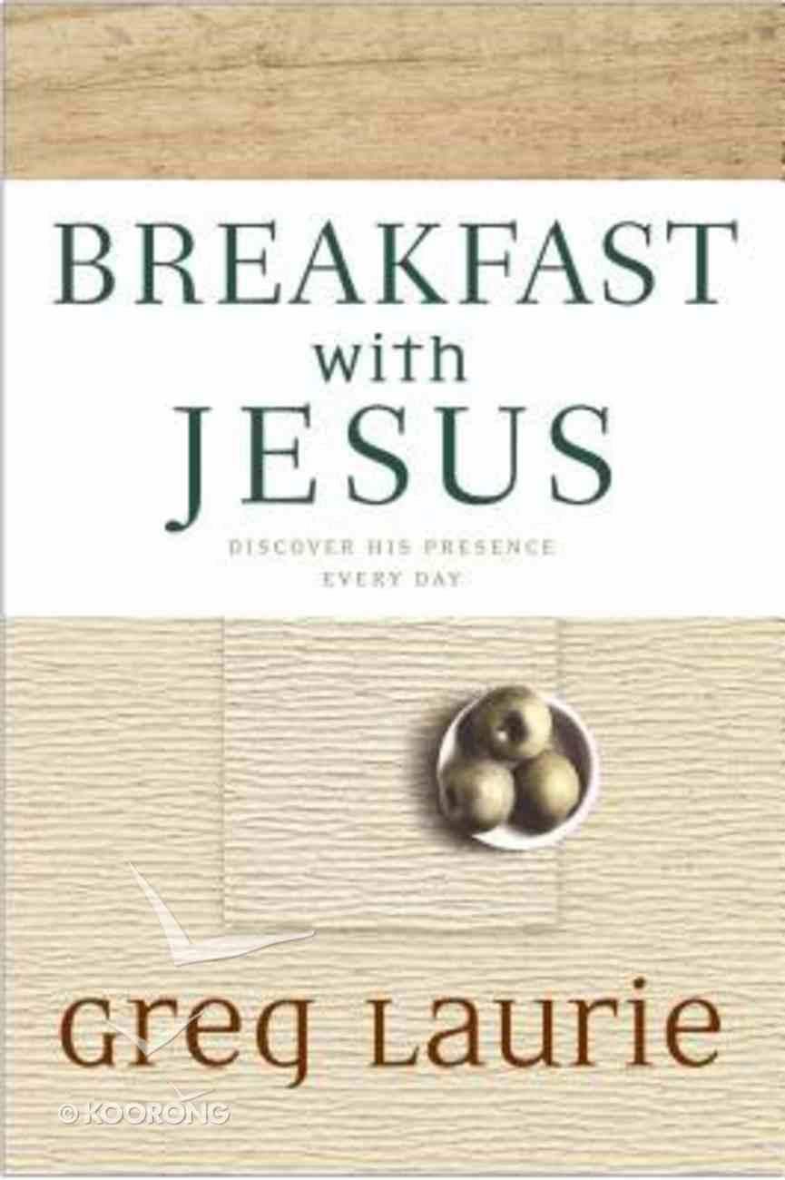 Breakfast With Jesus Paperback
