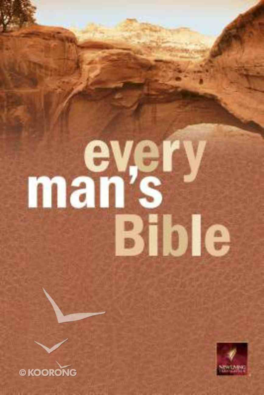 NLT Every Man's Bible (1st Ed.) Hardback