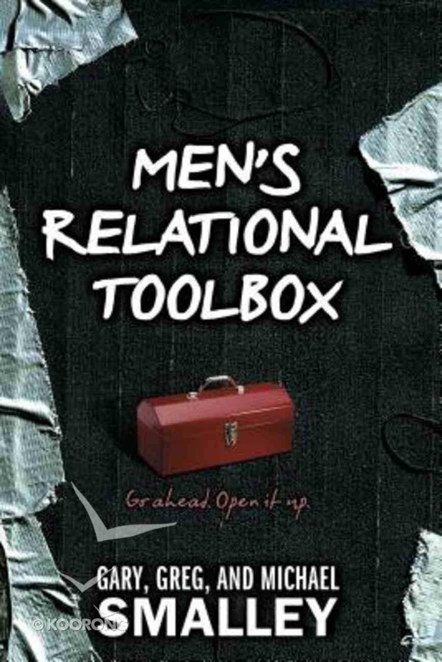 Men's Relational Toolbox Paperback