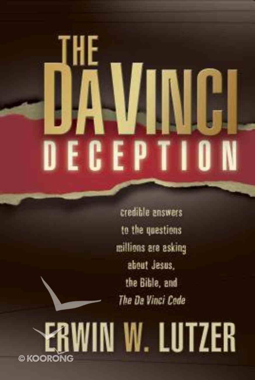 The Da Vinci Deception Hardback