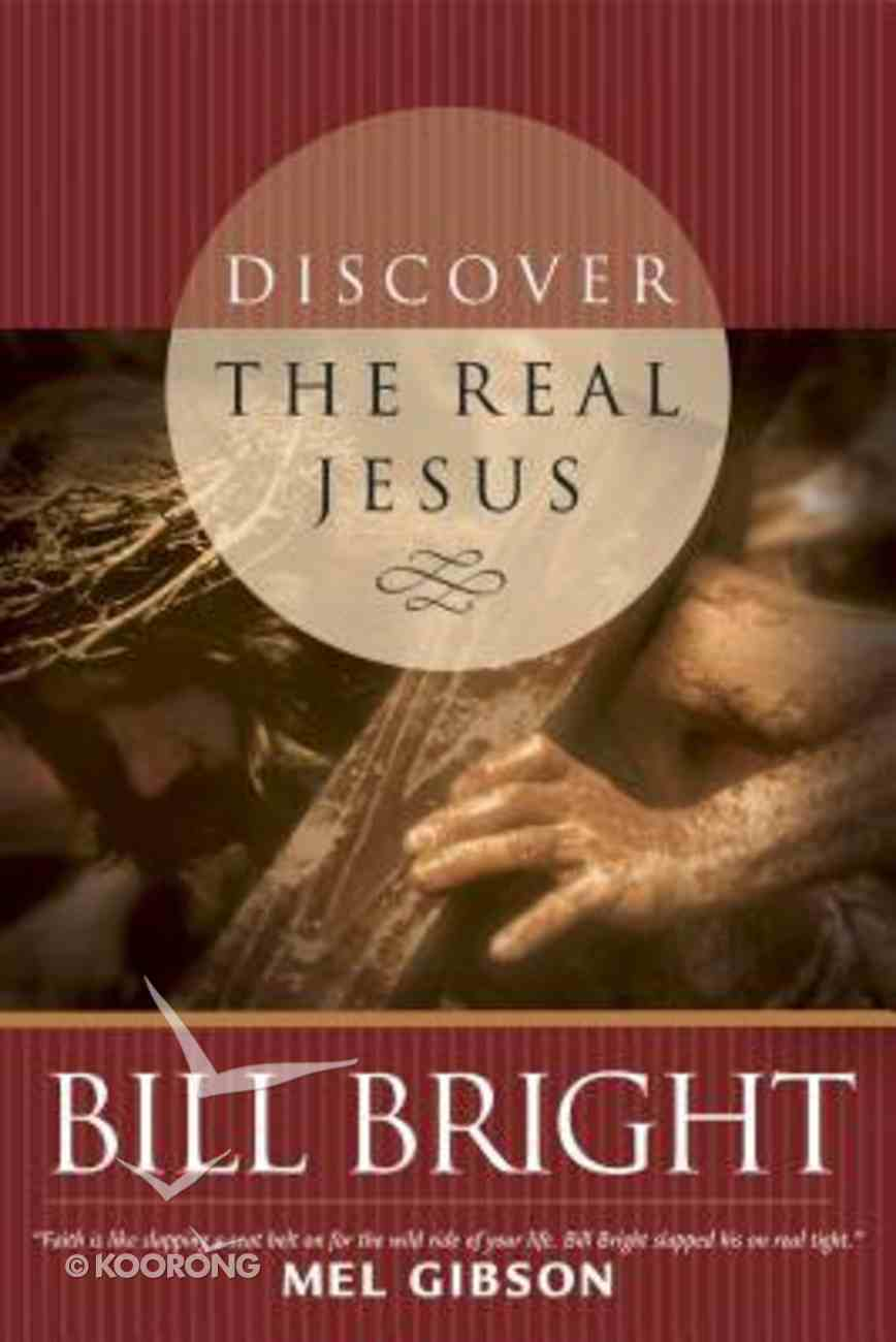 Discover the Real Jesus (#02 in Discover God Series) Paperback