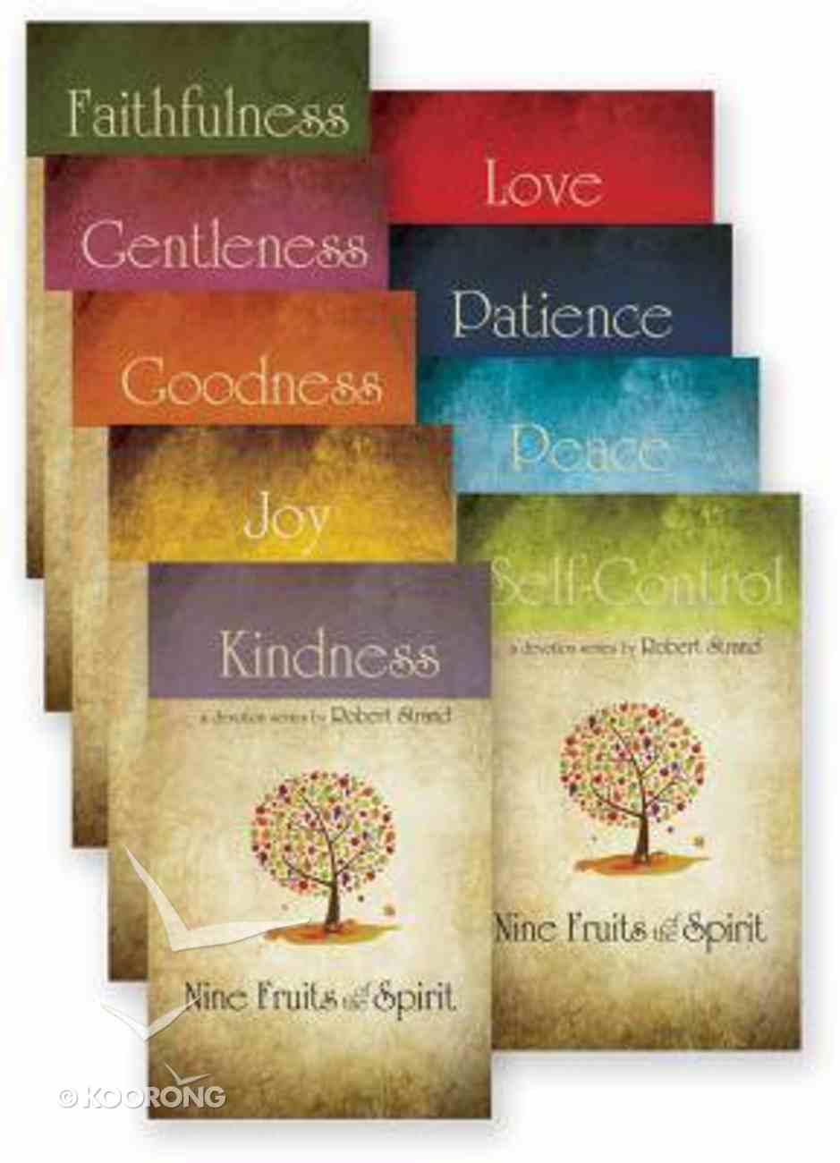 Fruits of the Spirit Paperback