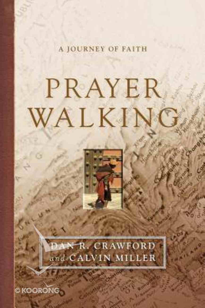 Prayer Walking Paperback