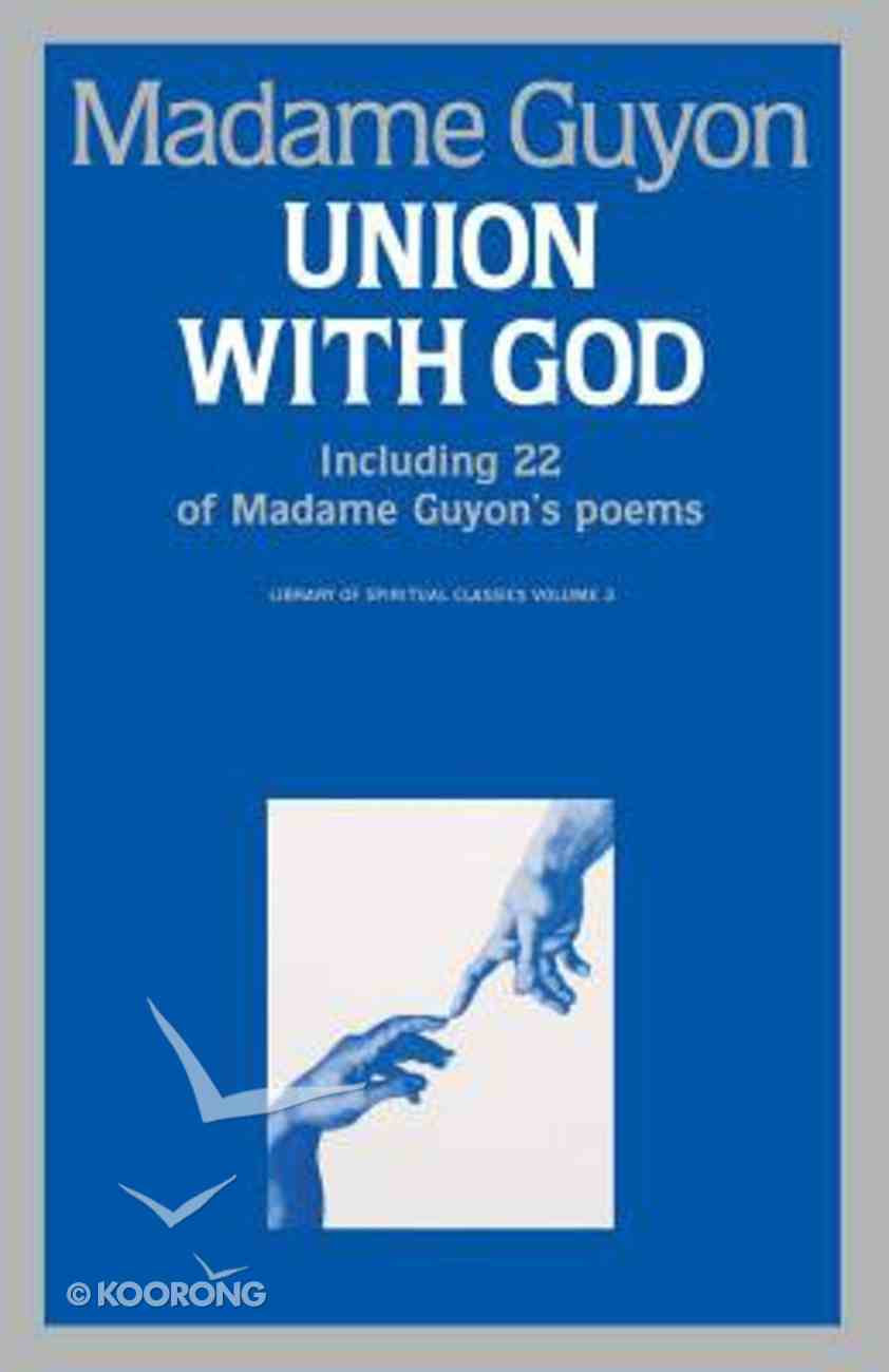 Union With God Paperback