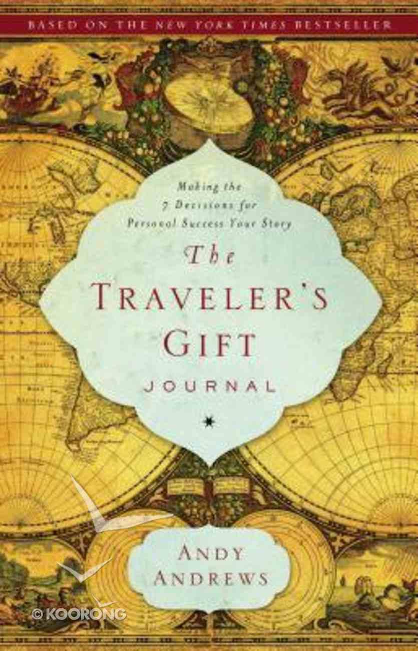 The Traveler's Gift Journal Hardback