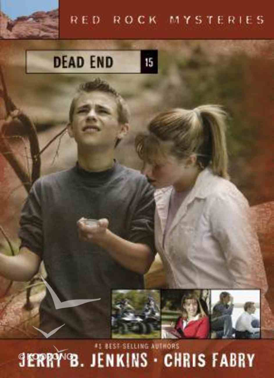 Dead End (#15 in Red Rock Mysteries Series) Paperback
