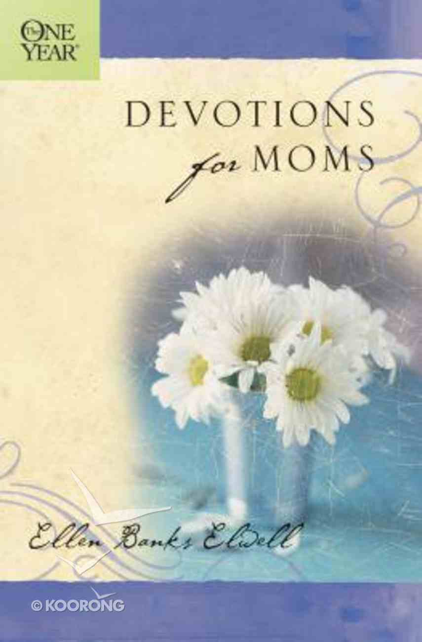 The One Year Book of Devotions For Mom Paperback