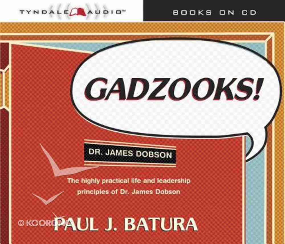 Gadzooks! CD