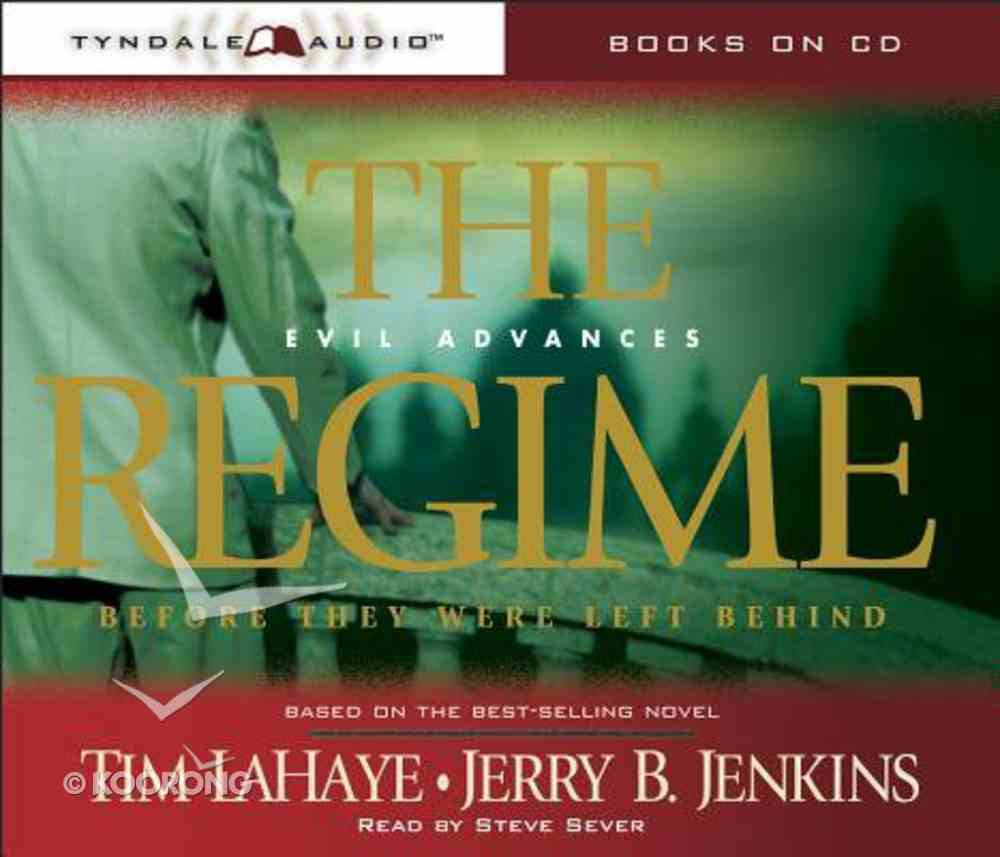 The Regime (Prequel #02) (#00B in Left Behind Audio Series) CD