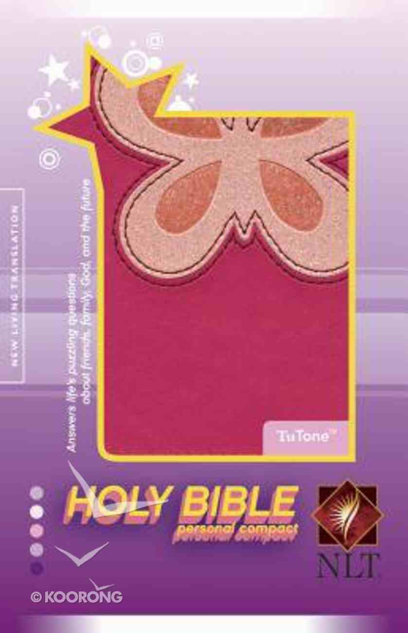 NLT Personal Compact Magenta/Pink (Black Letter Edition) Imitation Leather