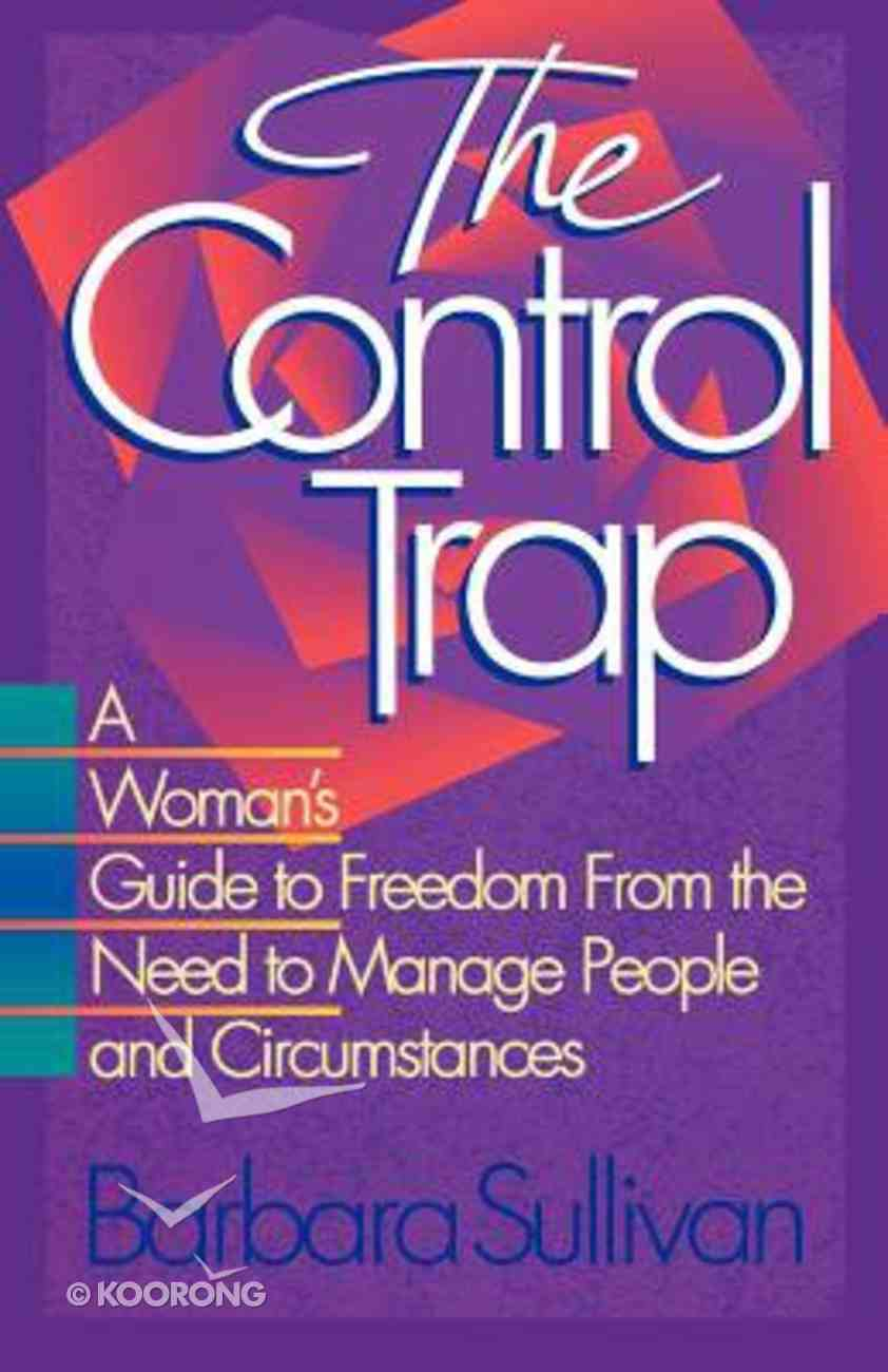 The Control Trap Paperback