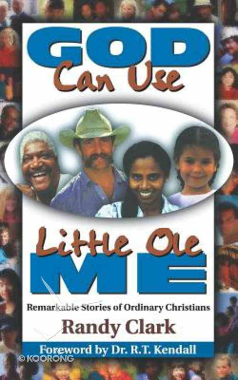 God Can Use Little Ole Me Paperback