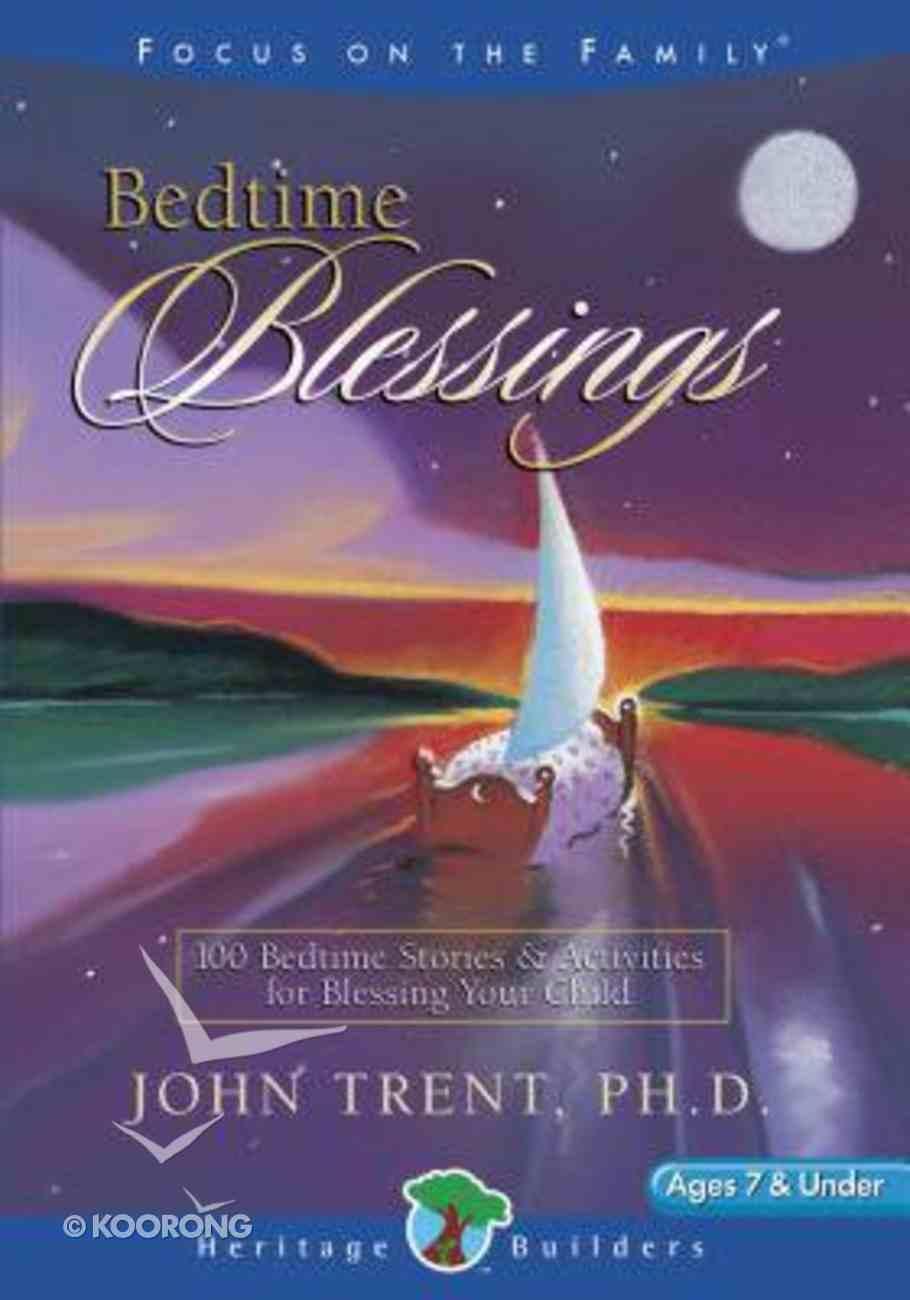 Bedtime Blessings Paperback