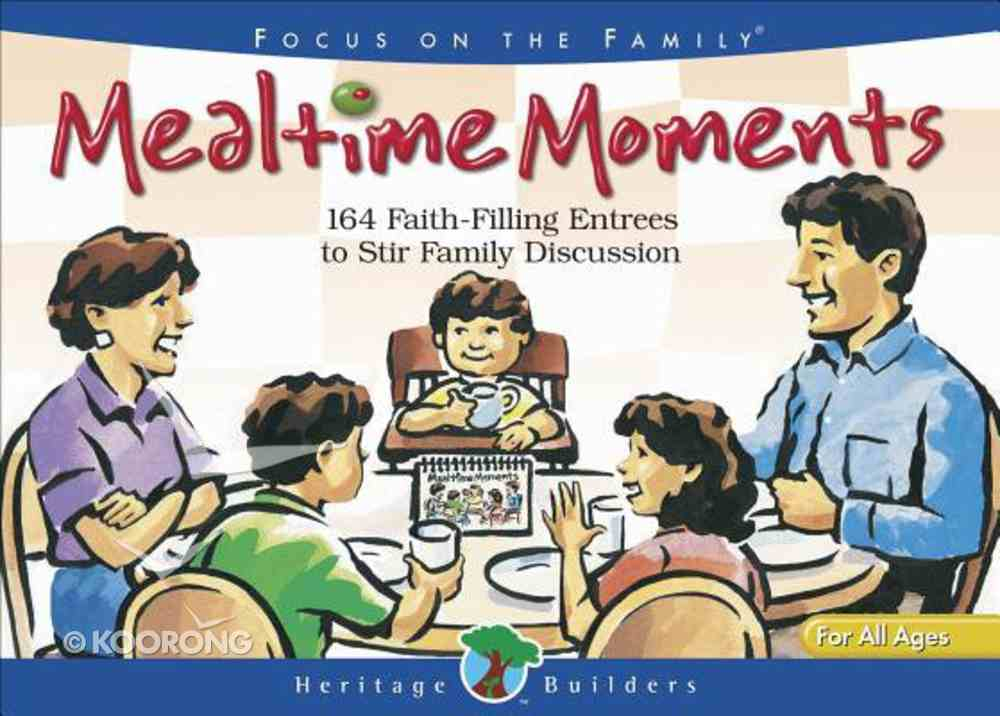 Mealtime Moments Spiral