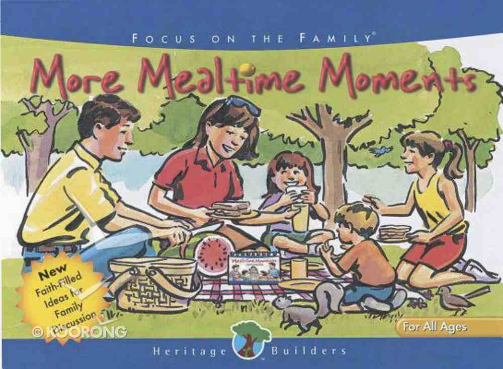 More Mealtime Moments Spiral