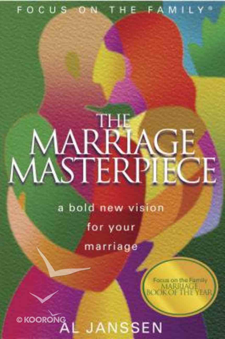 The Marriage Masterpiece Hardback