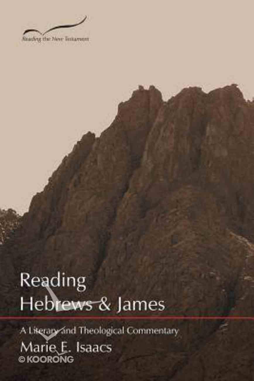 Reading Hebrews and James Paperback