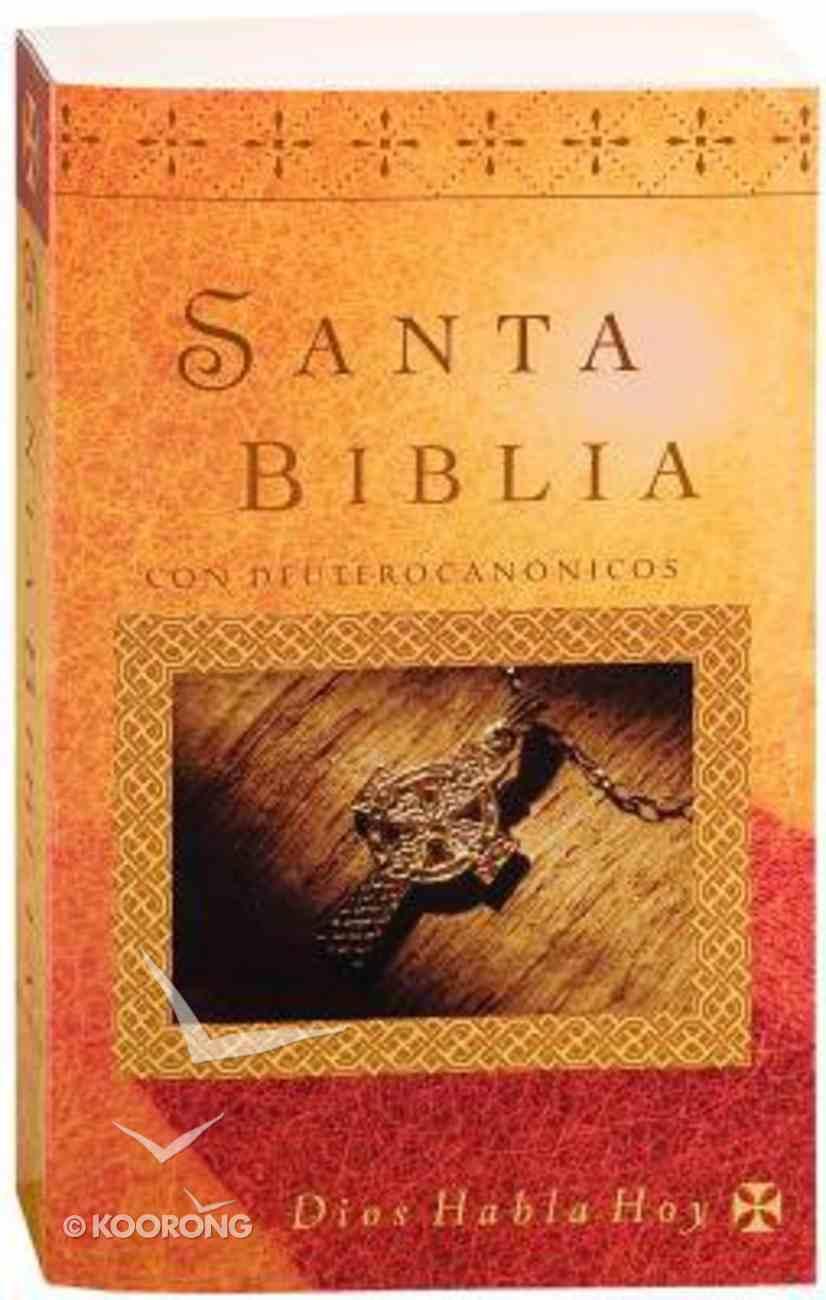 Spanish Popular Version With Deuterocanonical 1983 Catholic Paperback