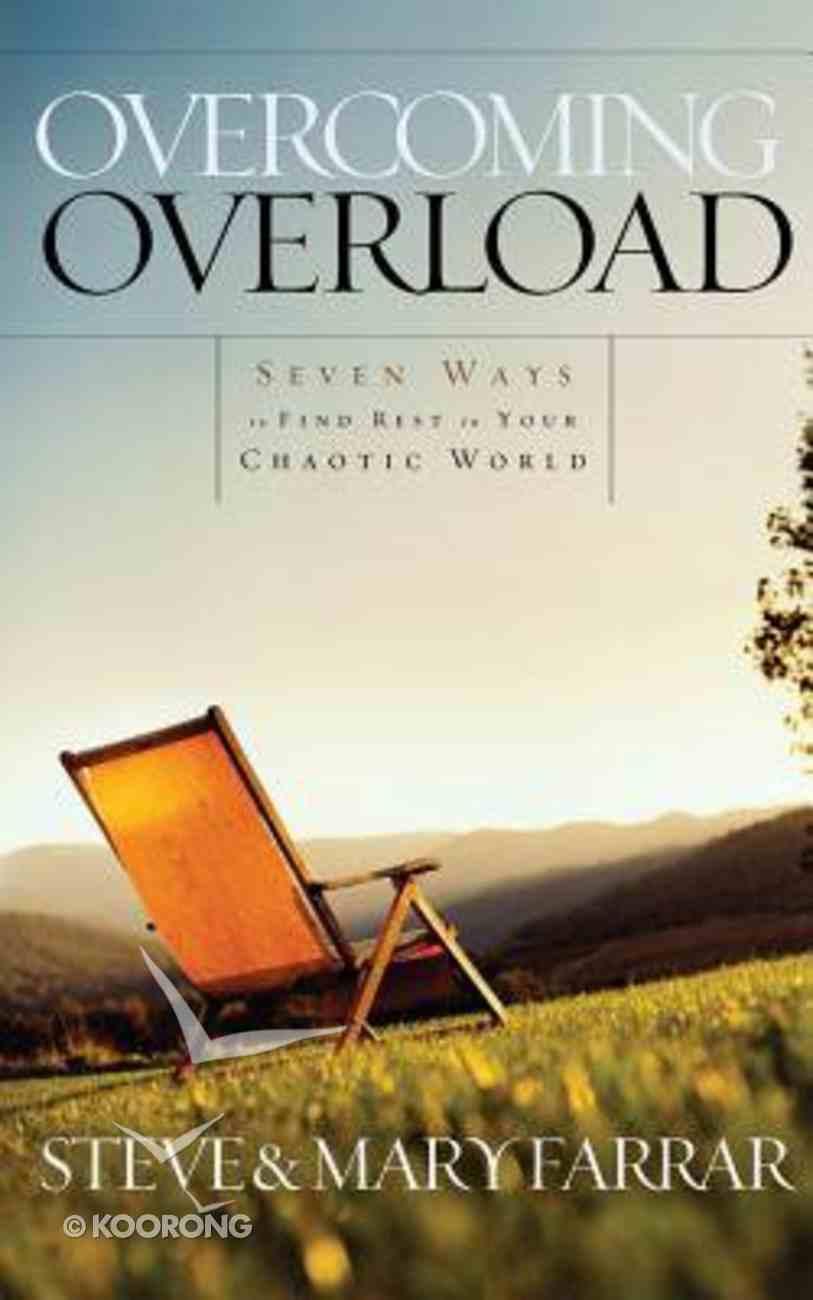 Overcoming Overload Paperback