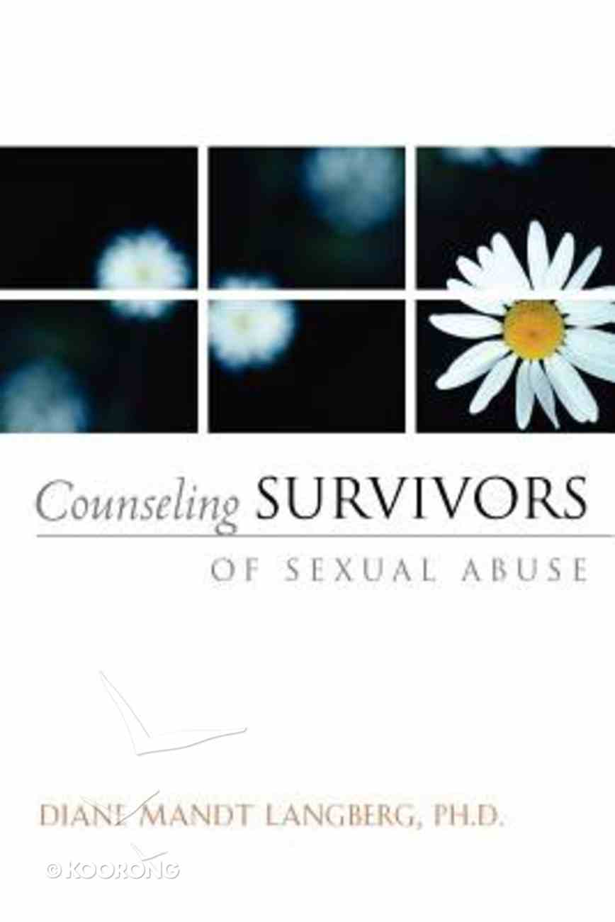 Counseling Survivors of Sexual Abuse Paperback