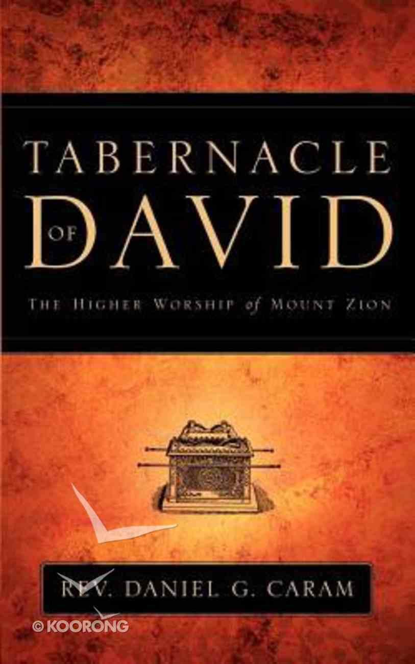 Tabernacle of David Paperback
