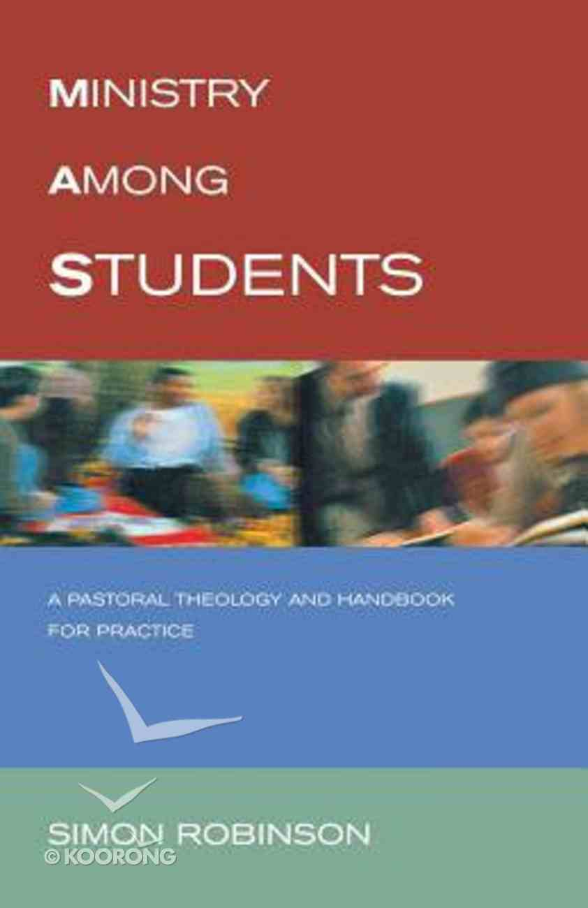 Ministry Among Students Paperback