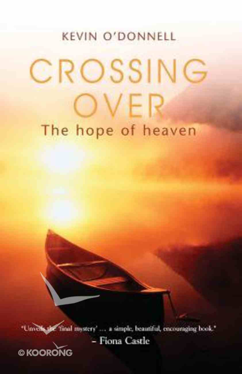 Crossing Over Paperback