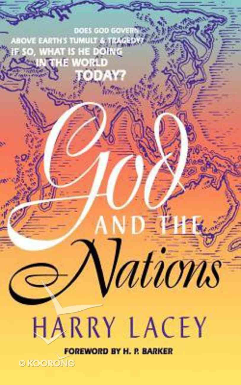 God & the Nations Paperback