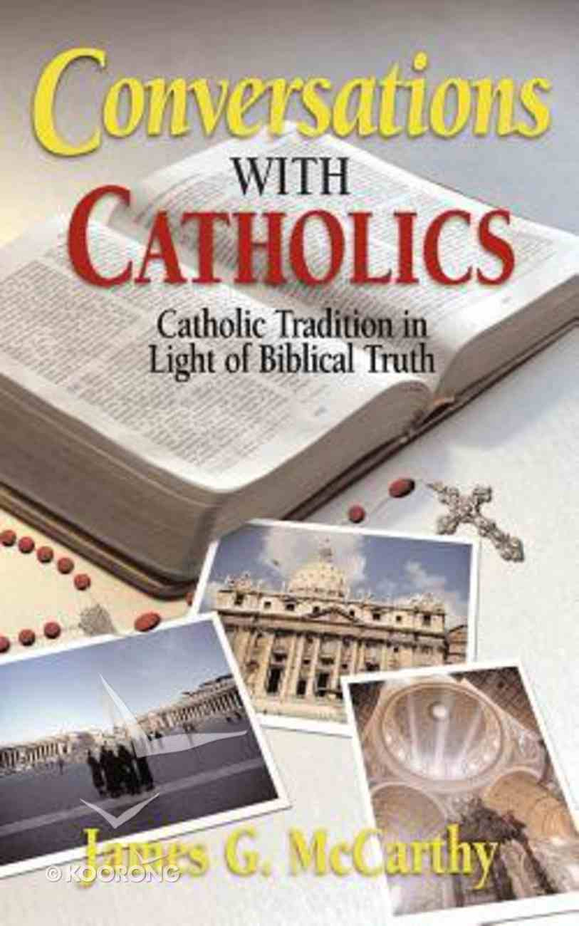 Conversations With Catholics Paperback