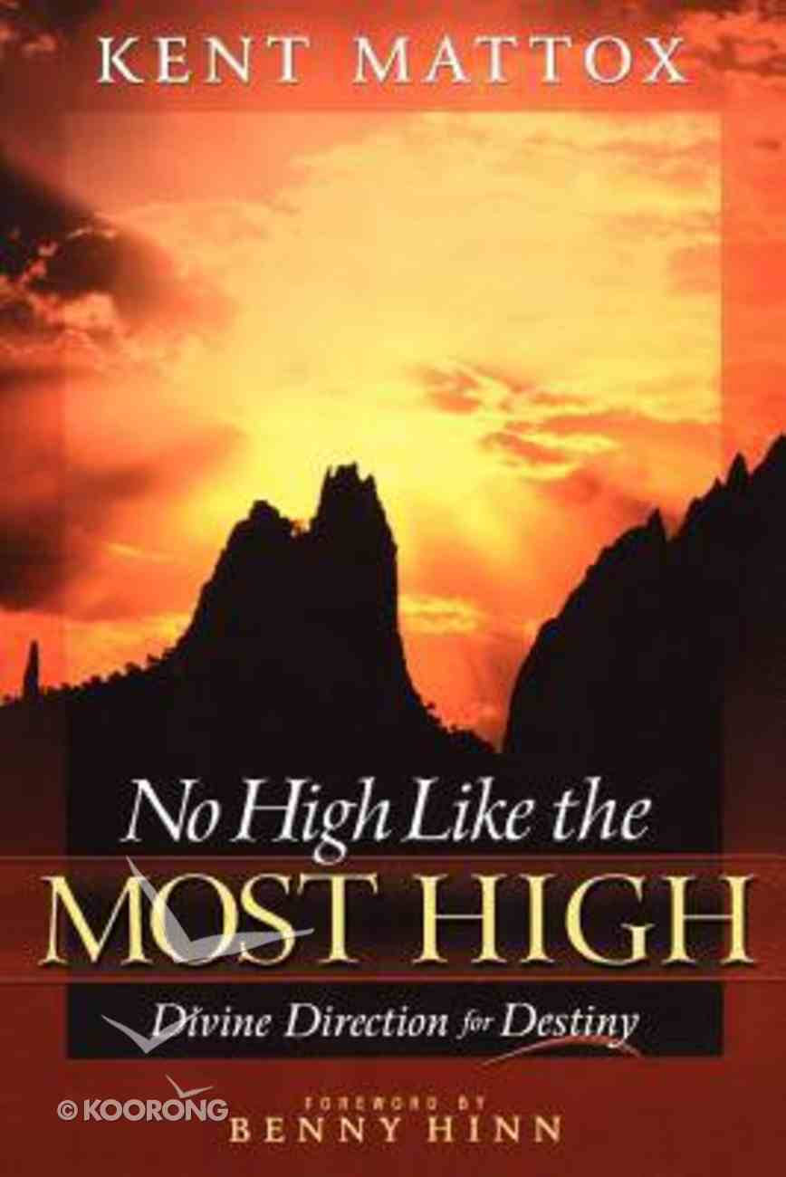 No High Like the Most High Paperback