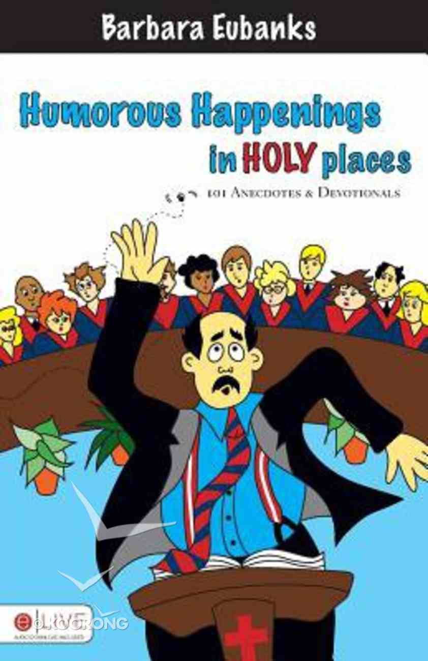 Humorous Happenings in Holy Places Paperback