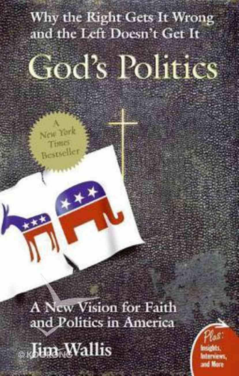 God's Politics Paperback