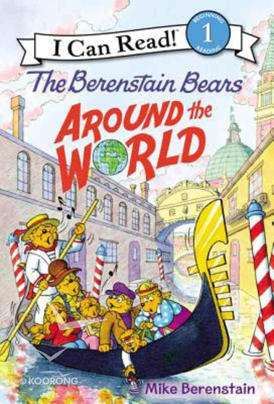 Around the World (The Berenstain Bears Series) Hardback