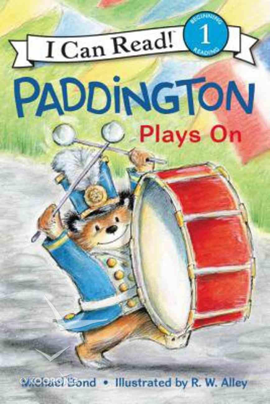 Paddington Plays on Paperback