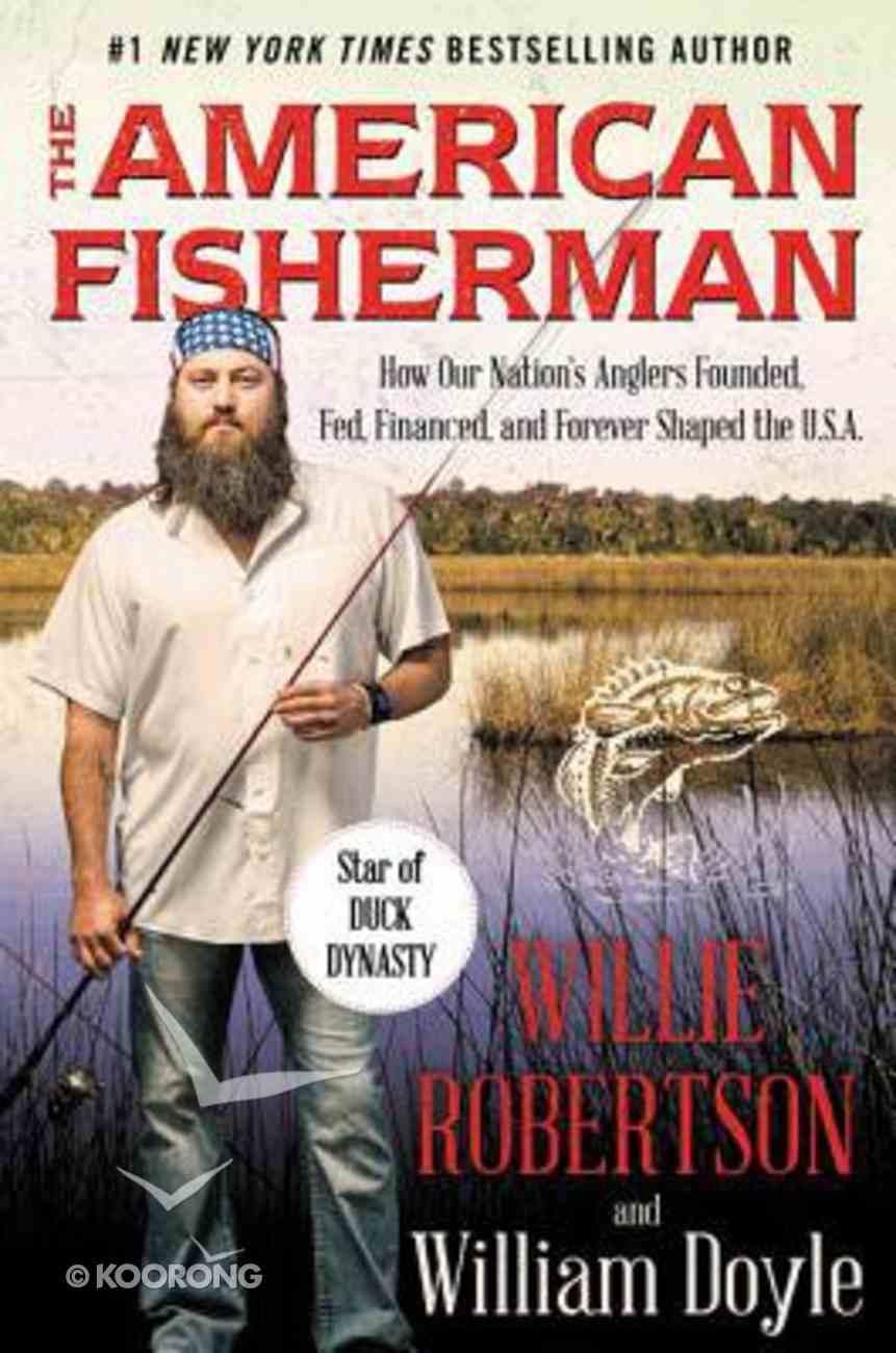 American Fisherman Hardback