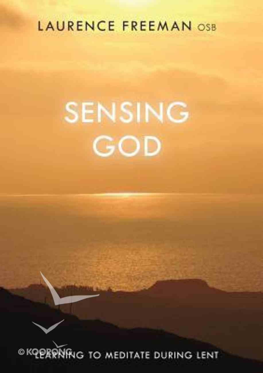 Sensing God Paperback